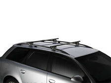 Kit Barre portatutto THULE SquareBar nero Berlingo Multispace 03 07 Barre Longit