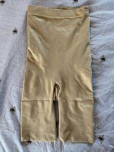 Spanx Shapewear High Waist Shorts S