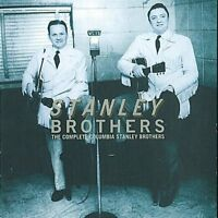 THE STANLEY BROTHERS - COMPLETE COLUMBIA RECORDINGS NEW CD