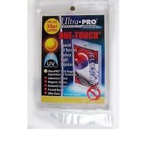 Ultra Pro 1 One Touch Magnetic Card Holders ~ 130pt