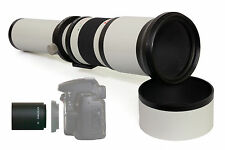 Opteka 650-2600mm HD Telephoto Lens for Pentax K-01 K01 K-3 K3 K-5 K5 II IIs K-7