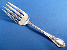 American Victorian-Lunt Sterling Cold Meat Fork