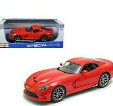 MAISTO 2013 DODGE CAR SRT VIPER GTS SPECIAL EDITION 1:18 DIECAST