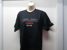 NOS Cobra Show & Shine TShirt Mens Preshrunk Cotton SST 002