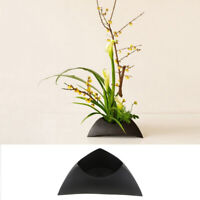 2x Green 33cm Dia Japanese Ikebana Suiban Vase Pot /&Small Flower Container