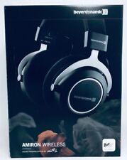 Beyerdynamic - Amiron Wireless - Tesla High-End Audiophile Stereo Headphones