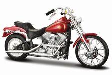 Maisto Harley-Davidson 1984 FXST Softail 1:18 Scale Diecast Model Motorcycle
