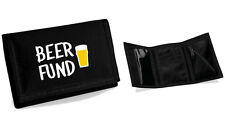 BEER FUND MENS WALLET MONEY FUNNY GIFT LAGER DRINK ALCOHOL GIFT DAD MAN UNI