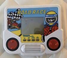 Vintage 1988 Road Rage Hand Held Tiger Video Game Tested