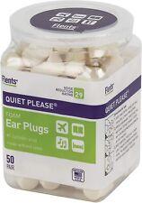 Flents Quiet Please Ear Plugs 50 Pair Nrr 29