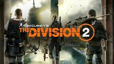 Tom Clancy's The Division 2 Standard Edition EUROPE  ONLY KEY uplay