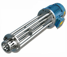 High Shear Mixer 7.5KW Disperser Emulsifier Emulsifying Machine w/ BRH1 I Head a