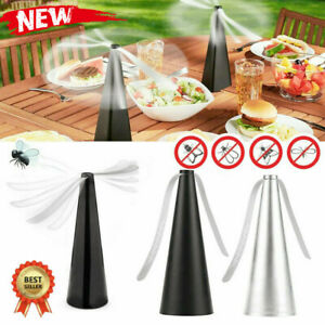 Magic Fly Repellent Fan Keep Flies Bugs Away From Your Food Enjoy Outdoor Meal.