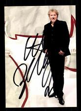 Bernhard Brink Autogrammkarte Original Signiert ## BC 95390