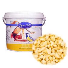 3,5 kg Eimer Erdnusskerne weiss blanchiert gehackt Erdnüsse Lyra Pet Vogelfutter