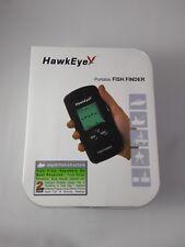 HawkEye F33P Portable Fish Finder Ver 1213 Norcross Sonar