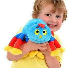 "New Woolly And Tig Spider Woolly 14"" Soft Plush Doll Toy Kid's Gift M"