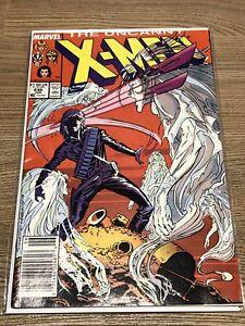 UNCANNY X-MEN # 230 Marvel Comics 1988 Bronze Age Vintage Comic Book