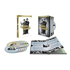 Laurel & Hardy Series Essential Collection Complete Boxed DVD Set NEW!