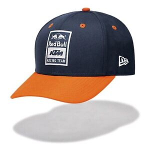 OFFICIAL RED BULL KTM RACING NEW ERA 9FIFTY STRETCH CAP - KTM20040