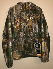 Under Armour STEALTH Sherpa Lined Women's XL Camo Jacket Realtree Xtra NWT $160