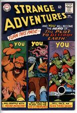 STRANGE ADVENTURES #183 FN/VF 7.0 1965 DC COMICS JIM MOONEY ART