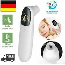 Digital Stirnthermometer Fieberthermometer Infrarot LCD Kontaktloses Baby
