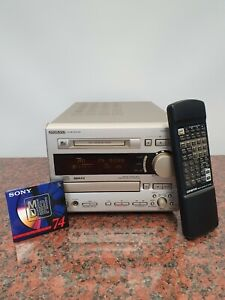 ONKYO FR-V5 - MINI DISC/COMPACT DISC RECEIVER - incl. REMOTE CONTROL - LIKE NEW