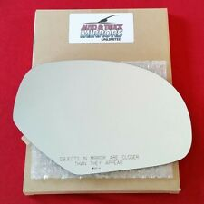 Mirror Glass For Silverado, Sierra Passenger Side Replacement -Heated