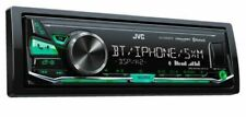 JVC KD-X340BTS Digital Media Receiver w Bluetooth, USB,AUX, SiriusXM Ready