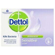 Dettol Antibacterial Sensitive Soap 100g Boxed