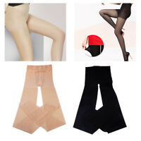 30D Plus Size Super Elastic Stockings Nylon Tights Shaping Pantyhose Hold-ups