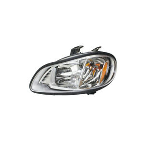 NEW LEFT HEADLIGHT FITS FREIGHTLINER BUSINESS CLASS M2 03-13 HALOGEN A0651039002