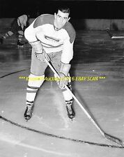 MAURICE RICHARD Posed 8x10 Photo MONTREAL CANADIENS HOF GREAT~The ROCKET~@@
