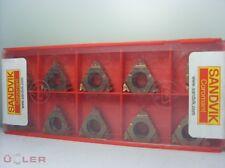 10x SANDVIK 266rg-16mm01a175m 1125 reversibile lastre di taglio Carbide inserts