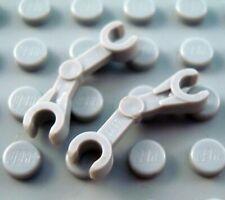 2x LEGO LIGHT GREY ARM MECHANICAL STAR WARS BATTLE DROID P//N 30377