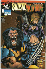 Ballistic Wolverine #1 FN/VF Feb 1997 Marvel Image Top Cow Devil's Reign Chap 4