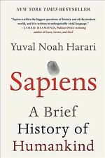 Sapiens : A Brief History of Humankind, Hardcover by Harari, Yuval Noah, Like...