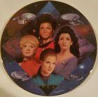 Star Trek Women Of Star Trek 30 Years Ltd Edition Hamilton Collector Plate 1997