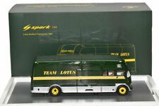 Spark Bedford Team Lotus F1. Race Team Transporter 1960s - 1/43 scale