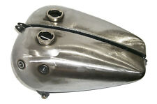 """WIDE 5 Gallon """"WR Daytona"""" Racing style GAS & OIL TANKS for Harley 45 Solo"""
