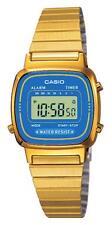 Casio La-670wga-2df reloj cuarzo para unisex