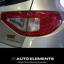 2008-2014 Subaru Impreza/WRX/STI | Red Tail Light Overlays