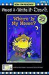 Nir! Read It, Write It, Draw It: Where is My Home? - Level 2 (Read It, Write It,