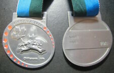 2010 OTTAWA RACE WEEKEND MARATHON 10K CANADA MEDAL AWARD