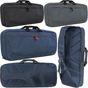 """Condor 111186 26"""" Dispatch Breathable Padded Take Down Rifle Backpack Pack Case"""