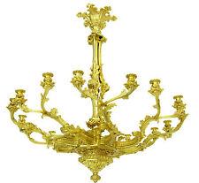 Bronze Victorian Antique Lamps