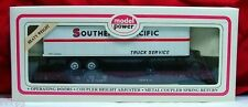 HO SOUTHERN PACIFIC TRAILER   ON 50' SP FLAT TRAILER # 8353   SP