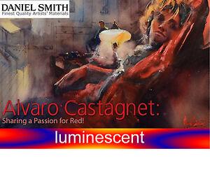 Daniel Smith extra fine artist watercolour 15ml - luminescent