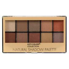 City Color Natural Shadow Palette Eyeshadow W5323